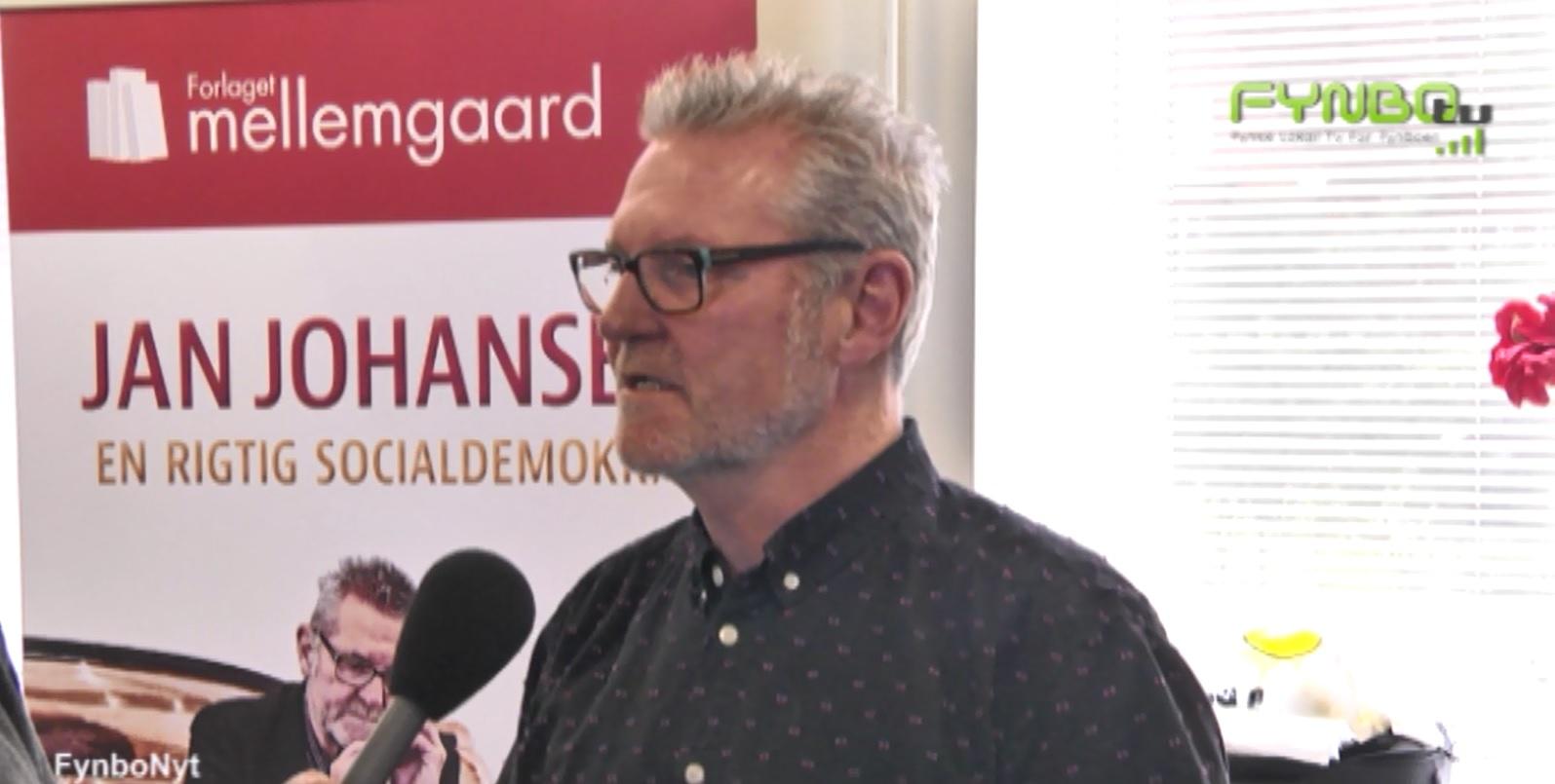 Jan Johansen bog